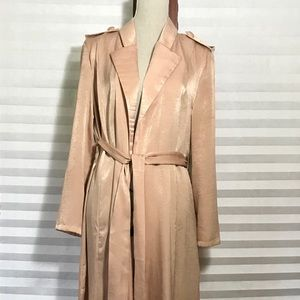 Naked Wardrobe Rose Gold Duster